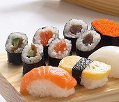 sushi workshops Flevoland