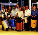 Percussie workshops in Utrecht