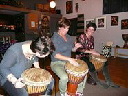 djembe workshop Noord-Limburg